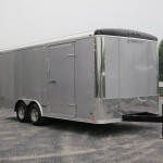 Stealth Car Trailer