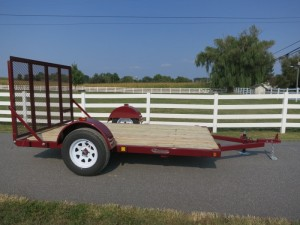 New Trailer Available Through Burkholder Manufacturing