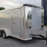 Stealth Tandem Axle Trailer