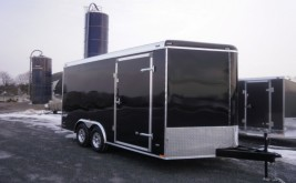 Aluminum Enclosed Stealth Trailer For Sale in PA