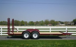 Burkholder Equipment Trailer