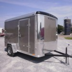 Stealth Single Axle Trailer