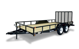 Sure Trac Landscape Trailer