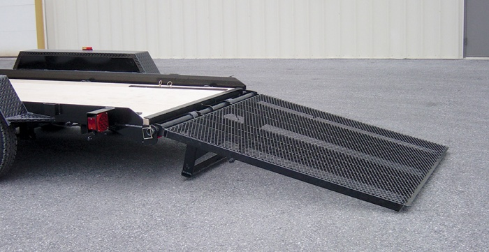 Car Ramps For Sale >> Scout Utility Trailers | Burkholder Manufacturing