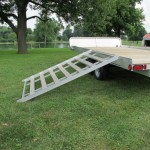 Triton ATV Ramp