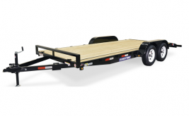 Sure Trac C-Channel Car Hauler