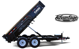 CAM Superline Advantage Series Dump Truck Available In PA