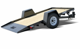 CAM Single Axle Tilt Trailer