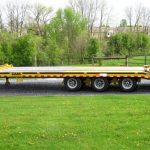 25 Ton Equipment Trailer