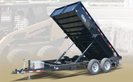 CAM Advantage Dump Trailer