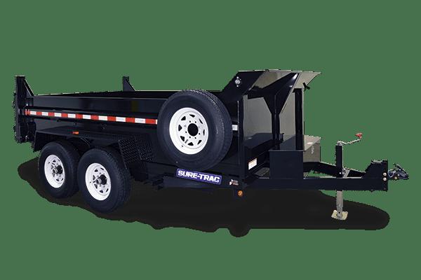 Sure Trac Hd Low Profile Dump Burkholder Manufacturing