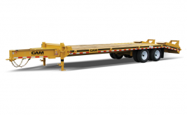 CAM HD 10 &12 Ton Deck Over Trailers