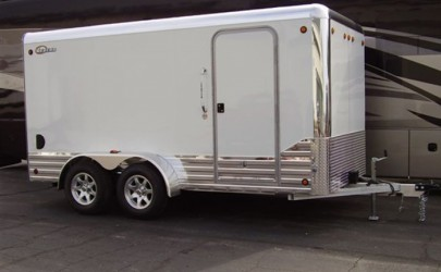 Legend Deluxe Cargo Trailer