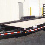 CAM Angle Frame Equipment Hauler