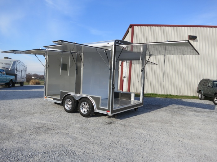 Pequea Trailers & Deck Over Trailer in PA   Burkholder Manufacturing