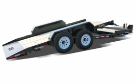 CAM Split Tilt Trailer