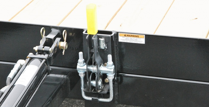 6 x 12 Tandem Axle Tilt Burkholder Manufacturing