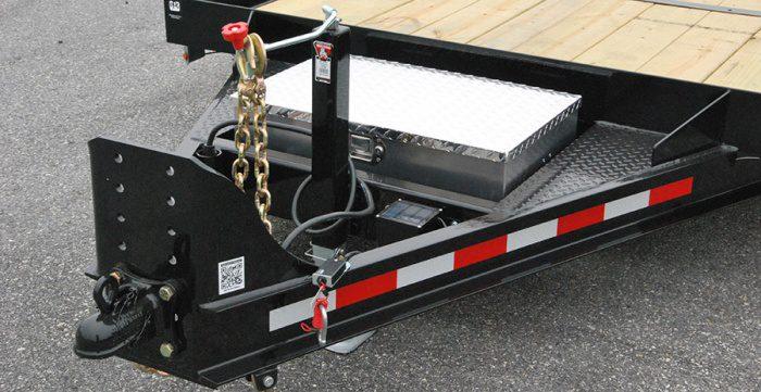 Tilt Trailer Split Deck Burkholder Manufacturing