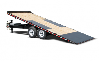 CAM Full Deck Over Trailer