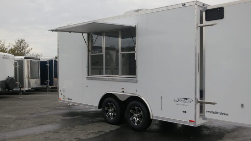 Sale 8 5 X 16 Stealth Concession Trailer Burkholder