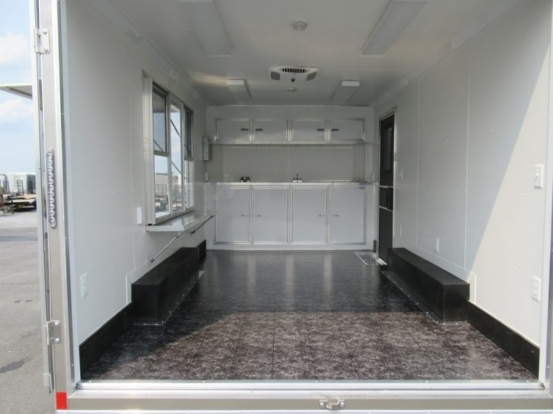 8 5 X 16 Stealth Concession Trailer Burkholder
